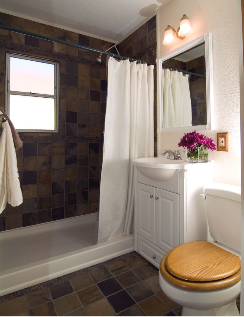 The Best Shower Curtains For The Bathroom Small Bathroom