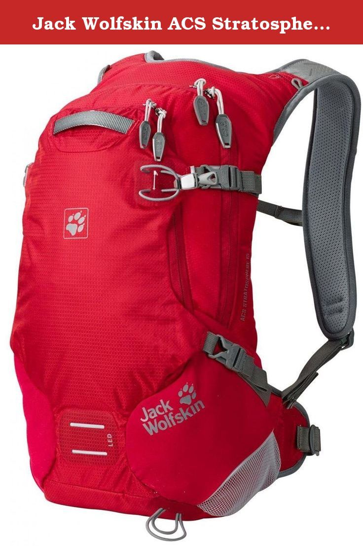21ab3635d5 Jack Wolfskin ACS Stratosphere Pack Rucksack