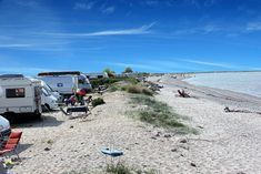 Photo of StrandCamping Fehmarnbelt: informal camping on the endless beach!