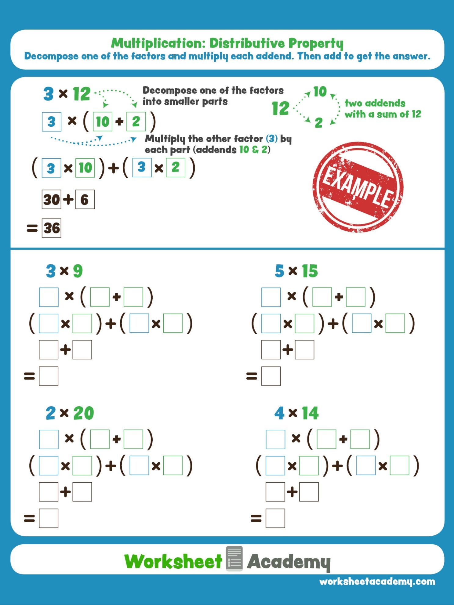 Get This Free Math Worksheet Printable To Help Your