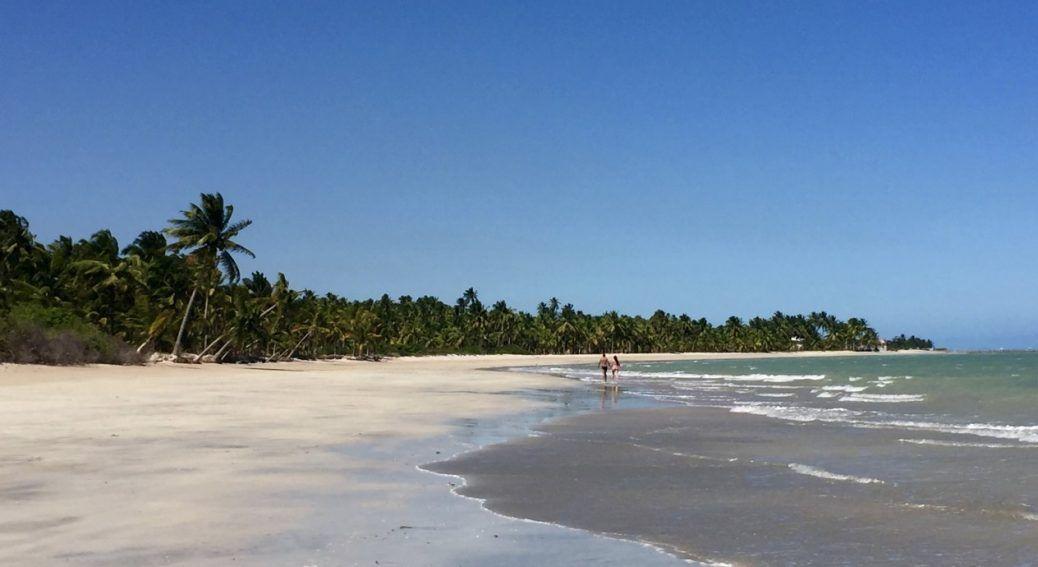 Praia De Ipioca Maceio Alagoas Brasil Praia Maceio Caixa