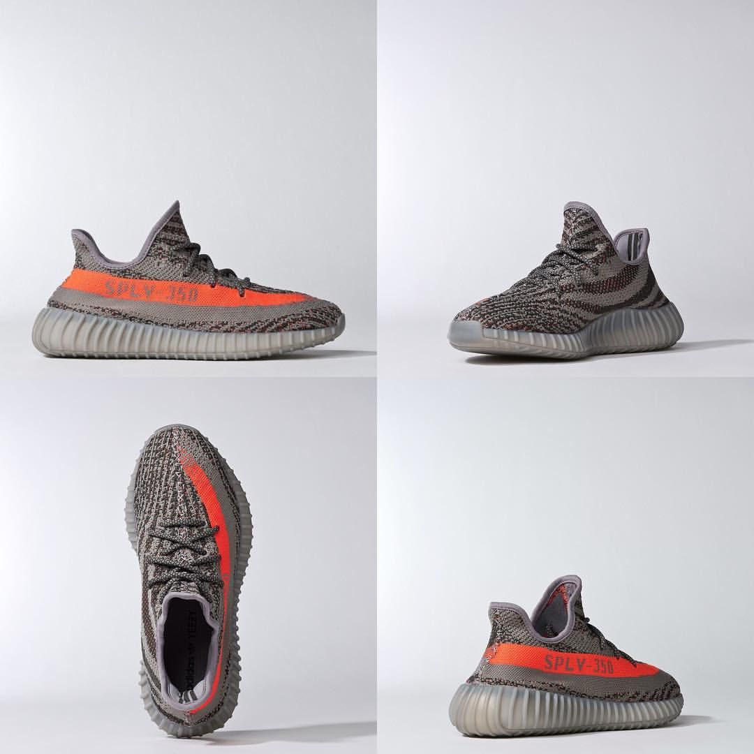 f4c21278fe5 Official images of the BELUGA Yeezy Boost 350 V2 (BB1826) - Releasing 24th  September