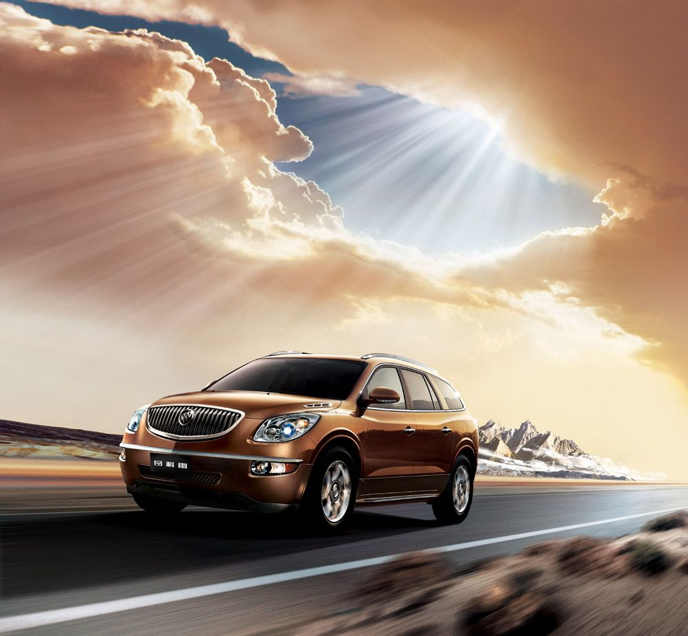 Buick Luxury Cars Crossovers Suvs Sedans: Holiday Travels Are Getting Everyone Out On The Road