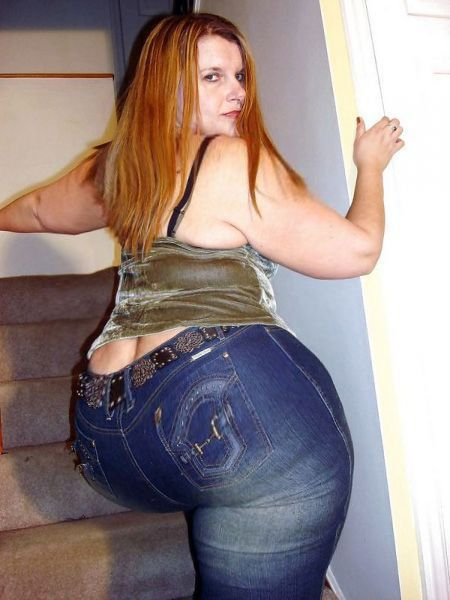 Hot woman big ass