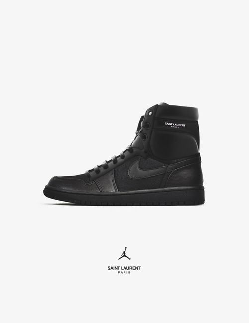 best authentic ccf00 483ea Air Jordan 1 x Saint Laurent -