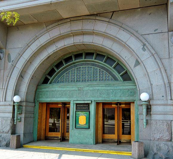 Love the Auditorium Building in Chicago