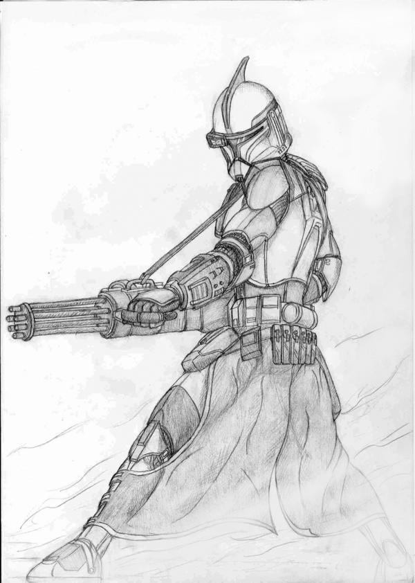 alpha arcferain on deviantart  star wars drawings