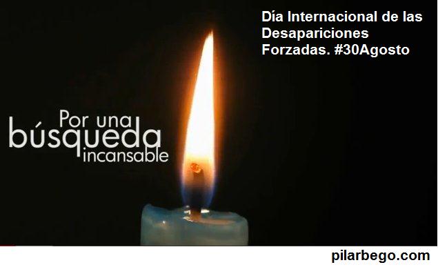 30 de agosto, Día Internacional de los Desaparecidos #biblioteques_UVEG