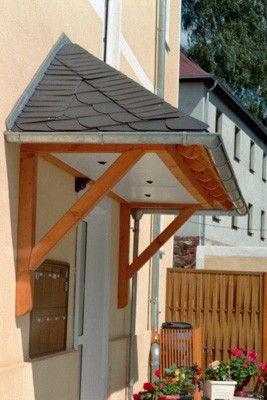 das vordach odenwald ist ein erstklassig verarbeitetes walmdach holzvord cher pinterest. Black Bedroom Furniture Sets. Home Design Ideas