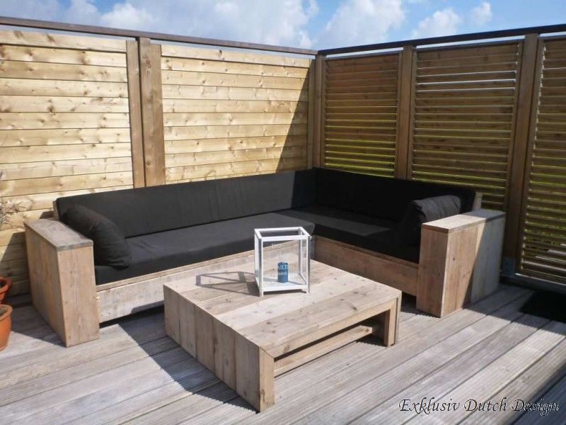 bauholz eckbank berlin unbehandelt ideen f r terrasse. Black Bedroom Furniture Sets. Home Design Ideas