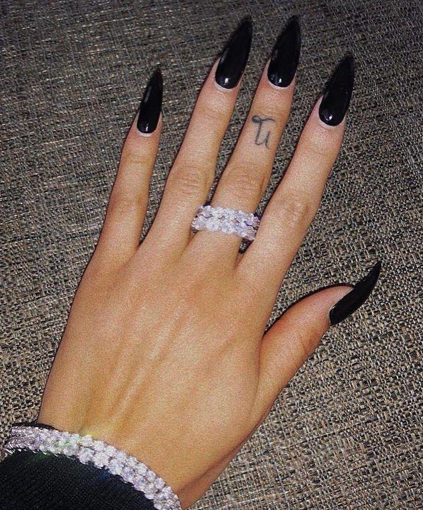 Pin By Savannah Tidd On Nails Squoval Acrylic Nails Square Nails Nails
