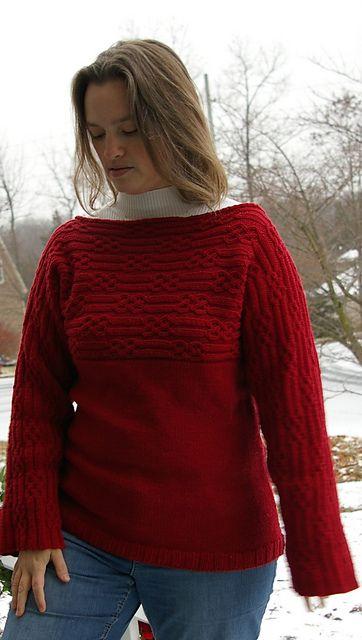 Callida pattern by Katherine Vaughan