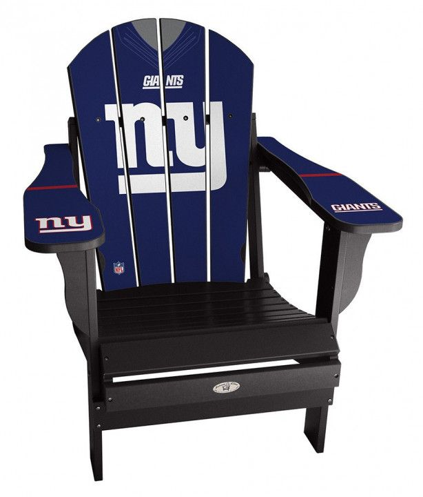 Ny Giants Beach Chair Cool Rustic Furniture Check More