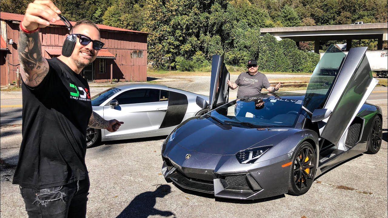 the tuned 750 hp lamborghini aventador rally monster! | raw car's