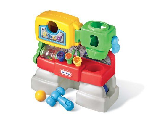 Little Tikes New Discover Sounds Workshop Toy Workbench