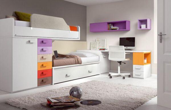 The Design Idea Modern Bedroom Furniture for Kids Room Dormitorios