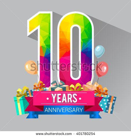 Yuyut Baskoro S Portfolio On Shutterstock Ten Year Anniversary 10 Year Anniversary Anniversary Celebration