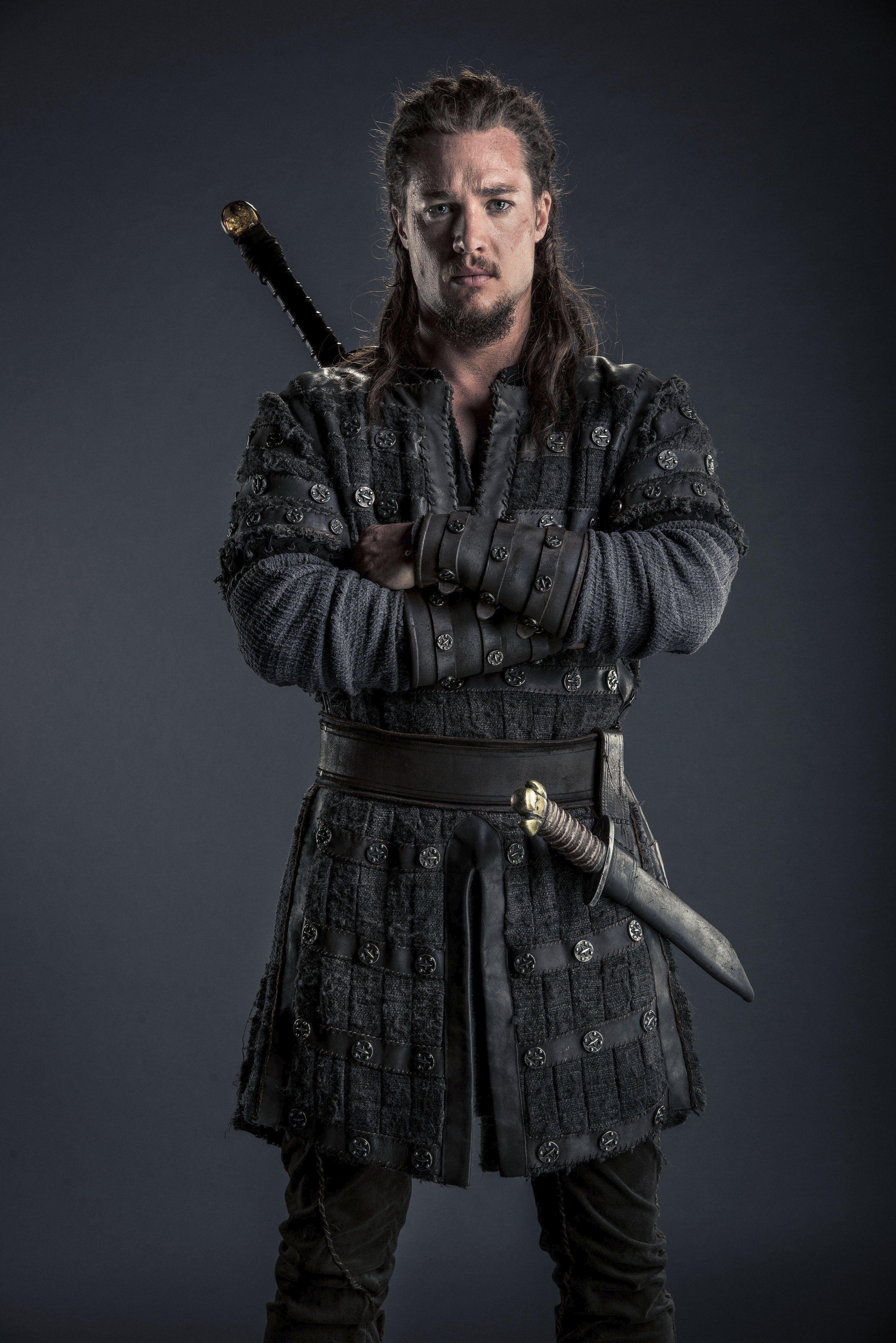Alexander Dreymon Season 2 Uhtred Of Bebbanburg The Last Kingdom Alexander Dreymon