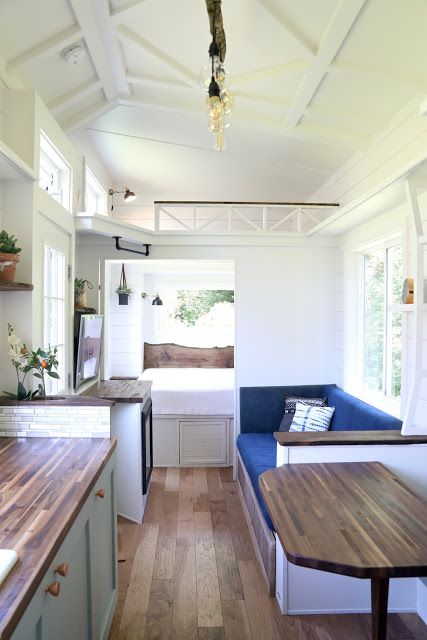 Fantastiskt! | Tiny Living | Pinterest | Mini-casas, Casas y ...