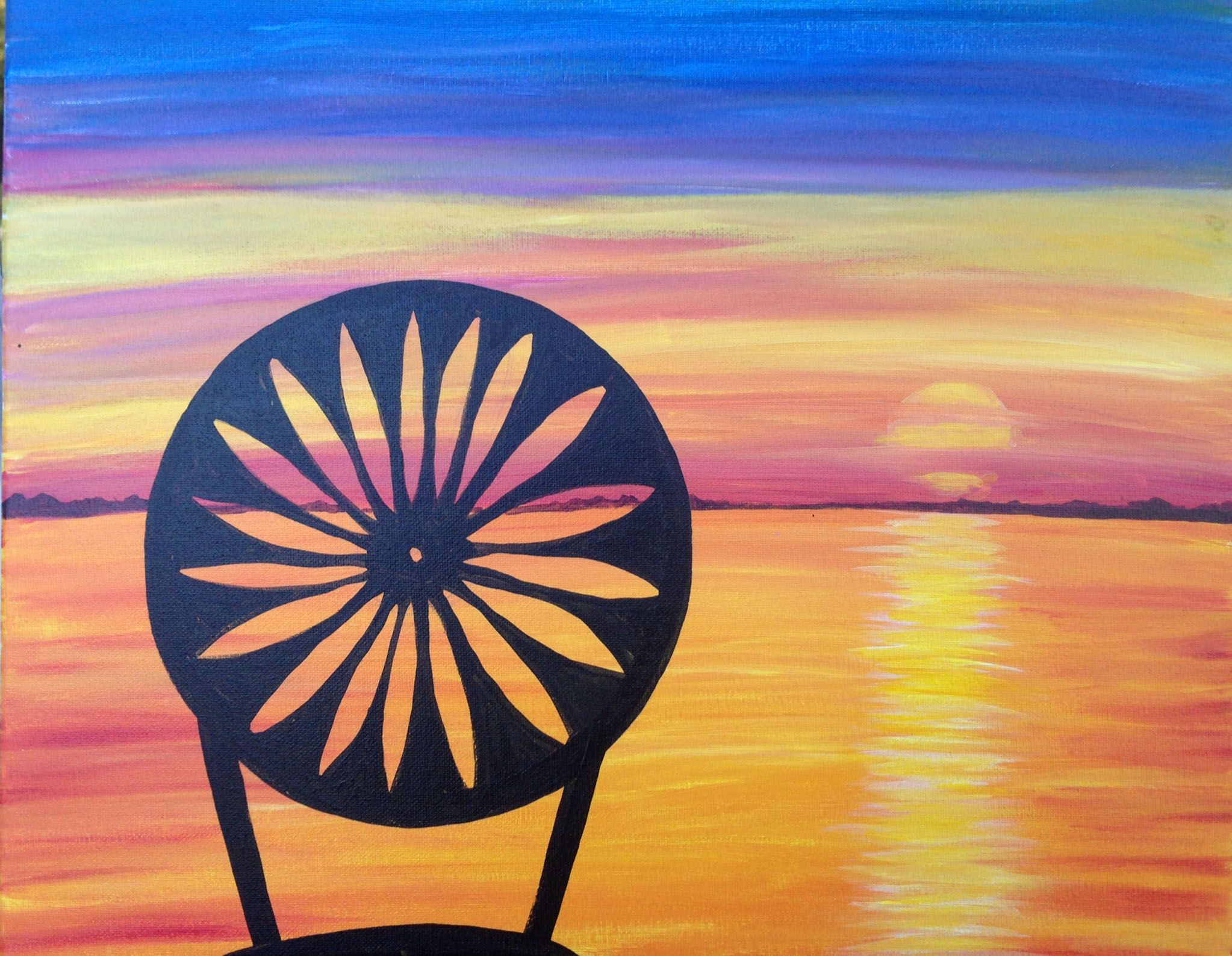 Arte Wine And Paint Wauwatosa Im Going To Paint This Woot Woot Paint Nite Wisconsindells Port