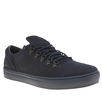 Men Timberland Adventure 2-0 Cupsole Ox Shoes Navy