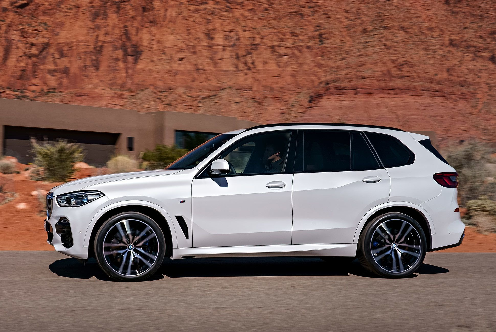 The All New 2019 Bmw X5 Gets An Off Road Performance Package Bmw Suv Bmw X5 Bmw