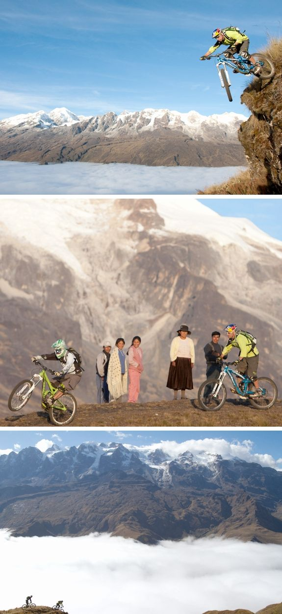 Our Favorite Extreme Mountain Biking Locations.