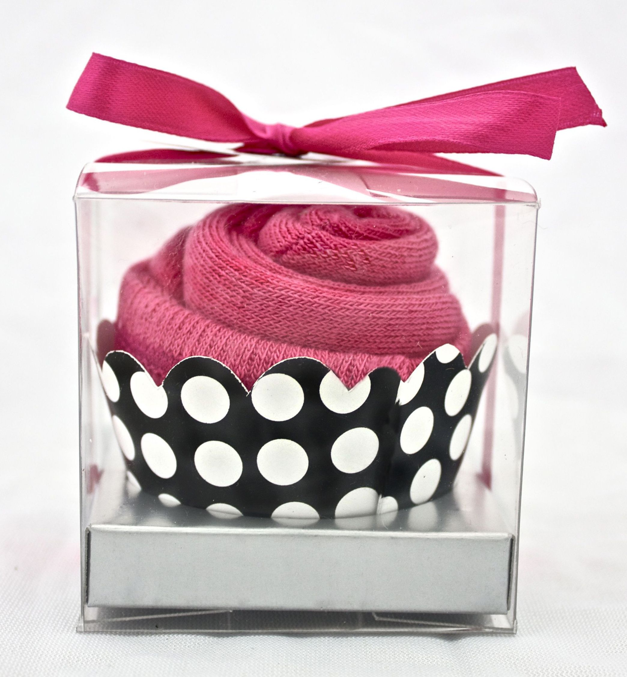 So cute! Adorable cupcake that holds 1 pair of one size fits most ...