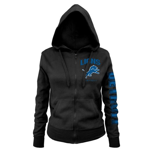 new photos 03bba c2558 Detroit Lions New Era Women's Playbook Glitter Sleeve Full ...