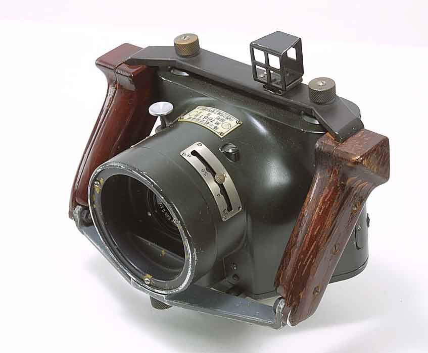 Pacific Rim Camera Photographica Pages | Camera - Konica GSK-99 ...