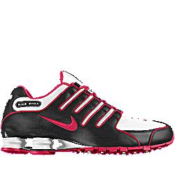buy online 1c3b2 c69da NIKEiD is custom making this Nike Shox NZ iD Women s Shoe for me. Can