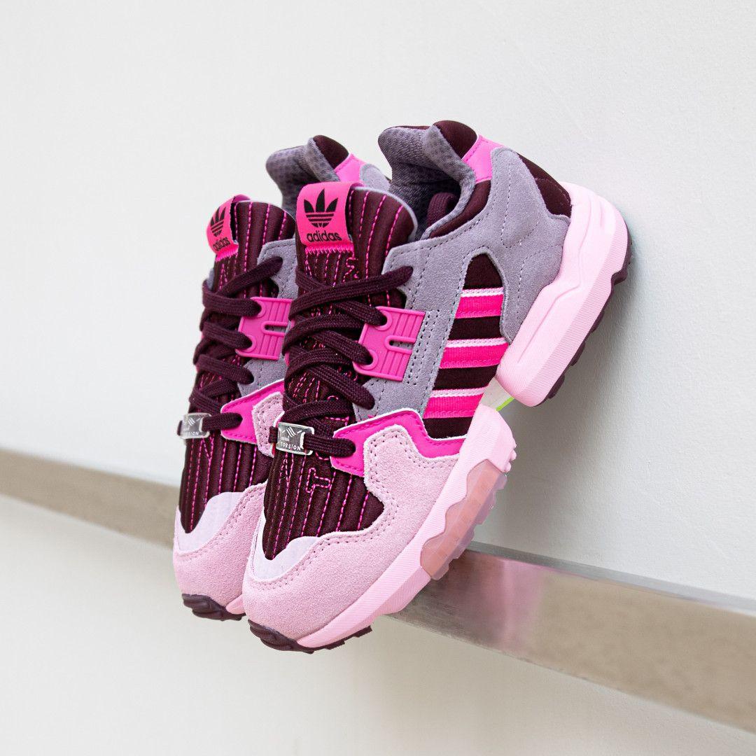 adidas fluo rose