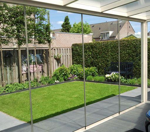 Garden Room Doors: Glass Rooms With Sliding Walls