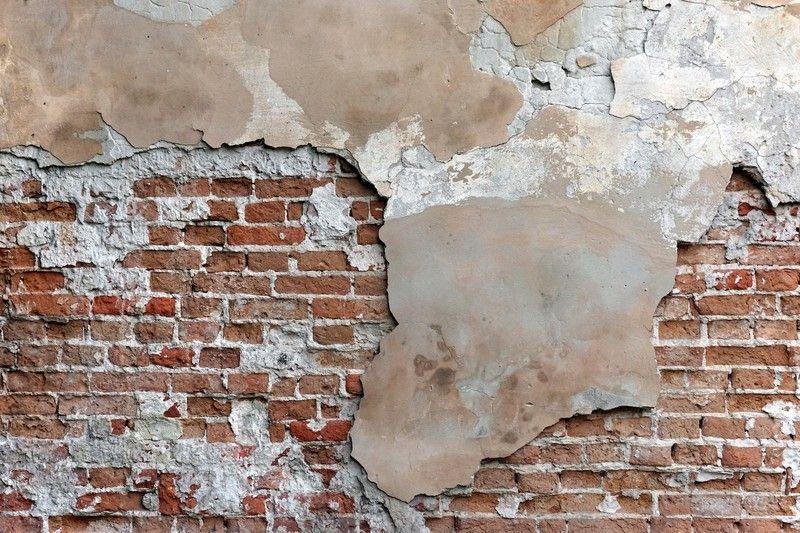 Bedwelming Fotobehang oude stenen muur in 2019 | stone - Old brick wall @EZ14