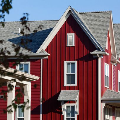 Board And Batten Farmhouse Exterior