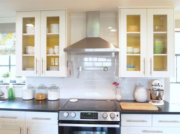 Ikea White Kitchen Contemporary Kitchen White Shaker Kitchen