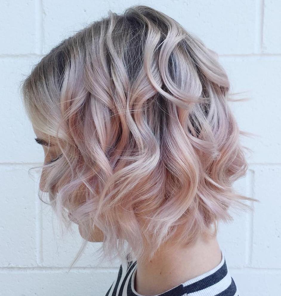 darn cool medium length hairstyles for thin hair thin hair