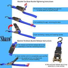Image Result For How To Use A Ratchet Strap For Tension Lines