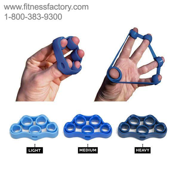 Strength Finger Hand Grip Muscle Power Training Exerciser Grip Master Trainning
