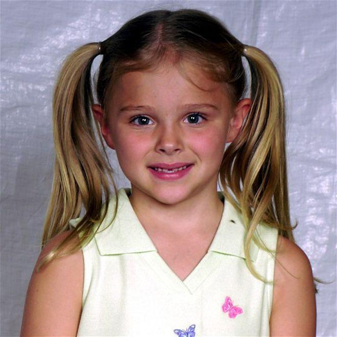 Chloe Moretz in Heart of the Beholder 2005