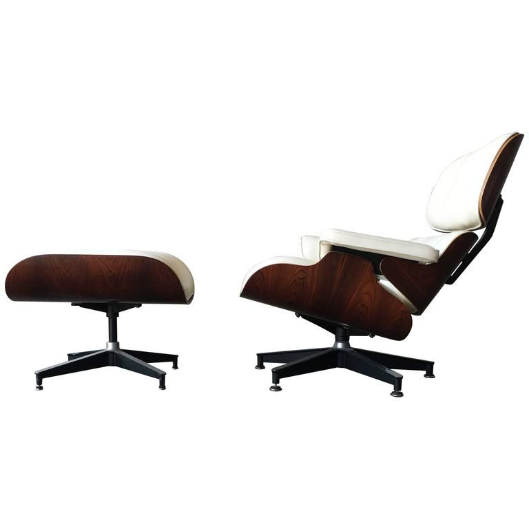 Amazing Perfect Rosewood And Ivory Herman Miller Eames Lounge Chair Caraccident5 Cool Chair Designs And Ideas Caraccident5Info