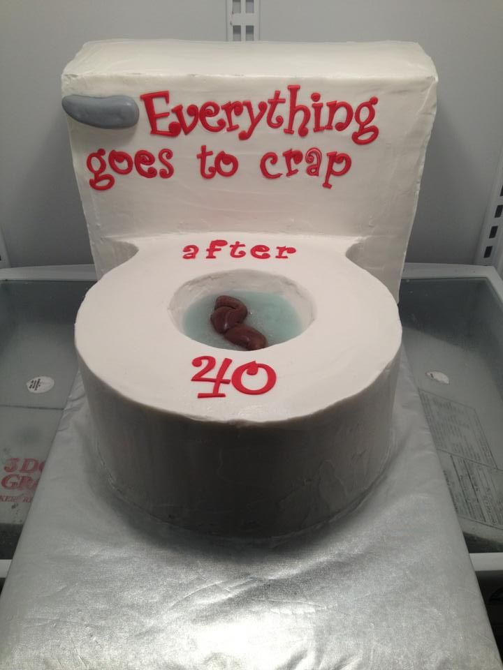 how to make a toilet cake