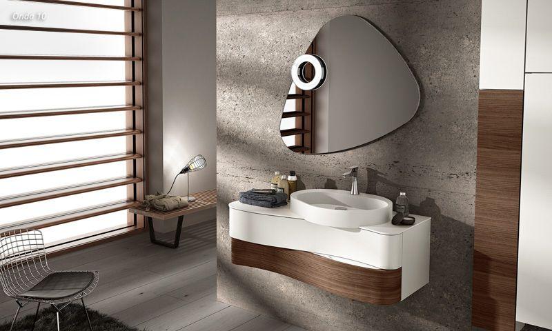 Onda By Gb Group European Cabinets Design Studios Unique Bathroom Vanity Bathroom Vanity Makeover Modern Bathroom Decor