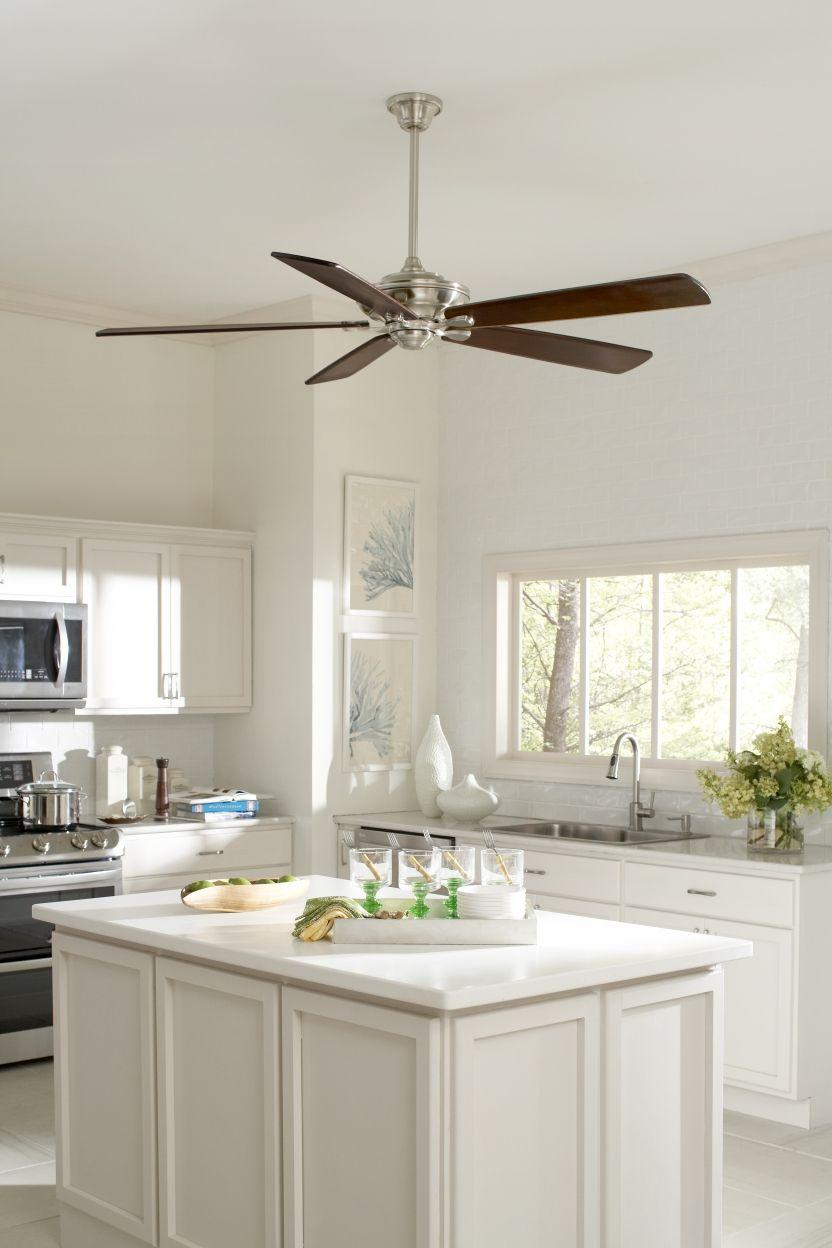 Fanimation Distinction Ceiling Fan Kitchen Ceiling Fan With Light