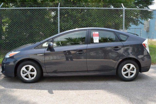 2015 Toyota Prius Ii Winter Gray Metallic In P C Beach Florida