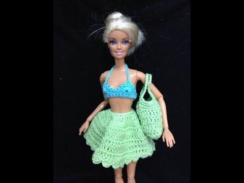 Youtube Dolls Breien Poppen En Barbie Patronen
