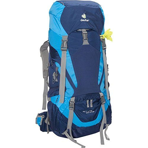 10 Sl Hiking Rucksack With Functional Details Deuter Trek 60