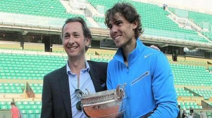Barbadillo, manager di Rafael Nadal: ´ Non c´e´ rischio di intervento chirurgico al polso´