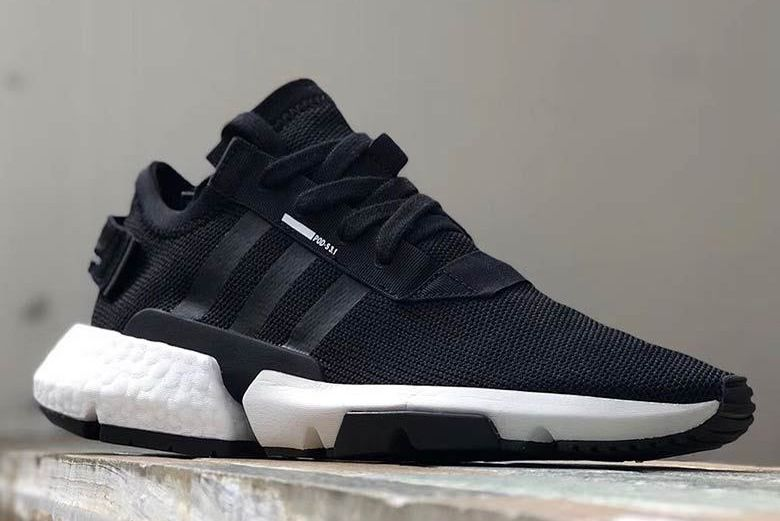 The adidas POD-S3.1 'Core Black' is a BOOST Beauty ...