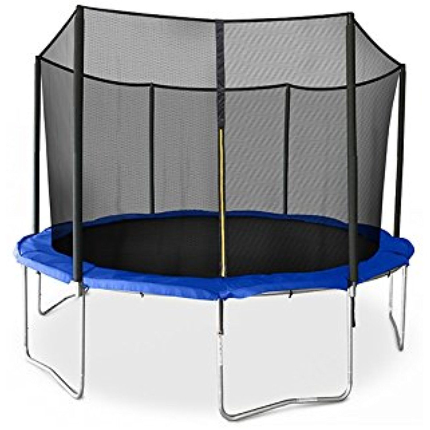 JumpSport SkyBounce Trampoline with Safety Enclosure